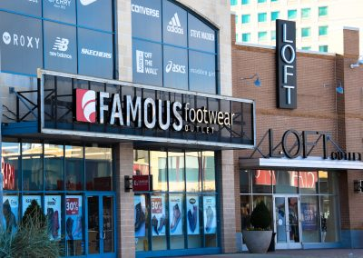 Famous Footwear Outlet Atlantic City, NJ