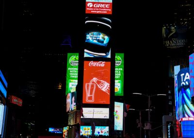 Green Giant Sign, Times Square NYC(photo 1)