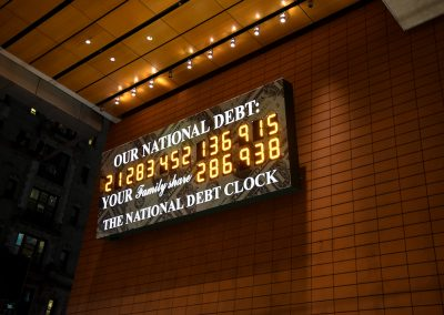 National Debt Clock, New York City(photo 2)