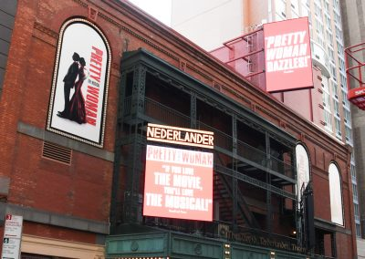 Nederlander Theater, New York City