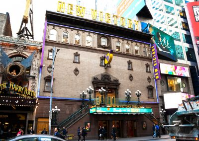 New Victory Theatrer Awning, New York City(Picture 1)